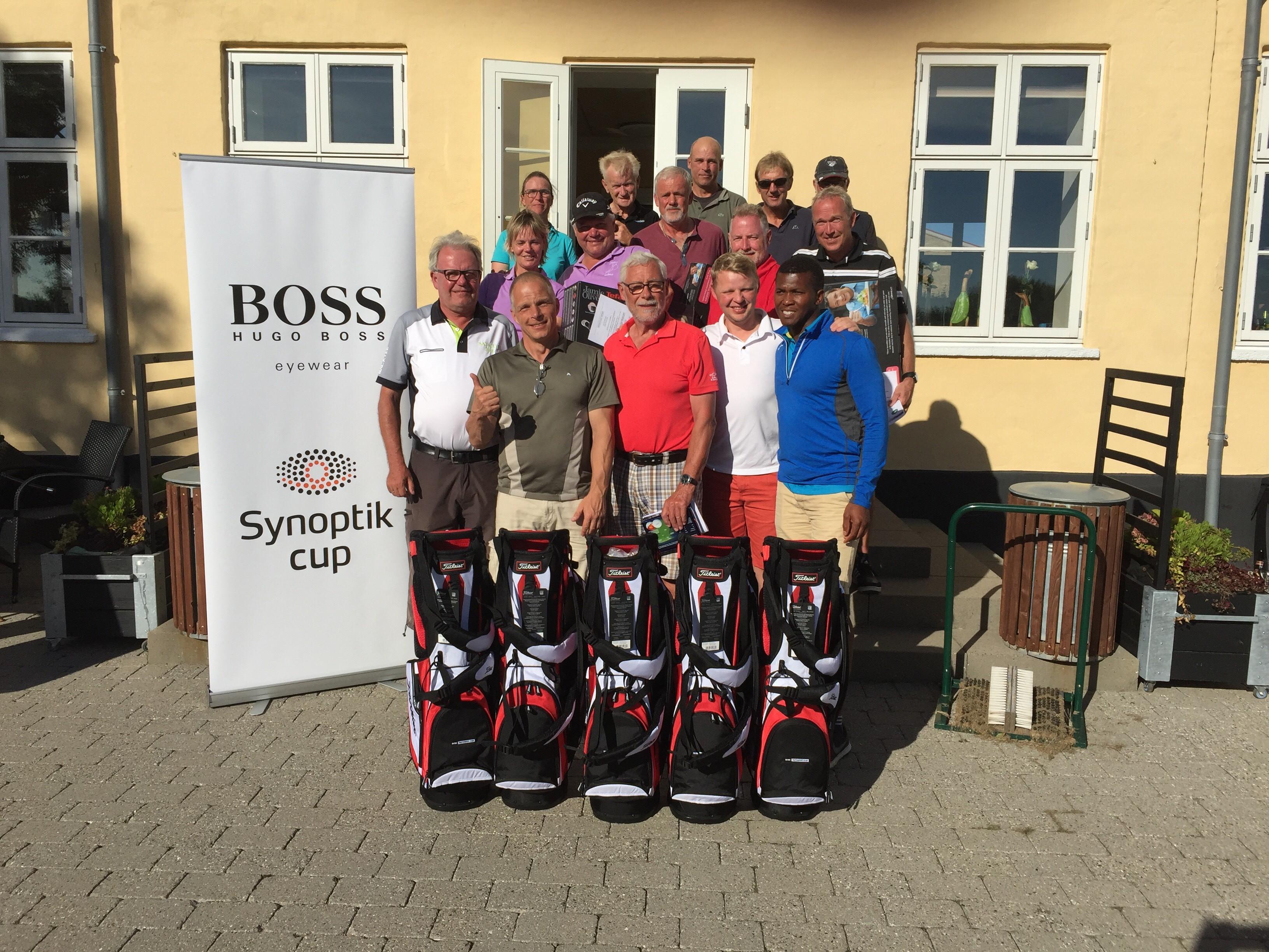 Aarhus Golf Club | Synoptik Cup succes