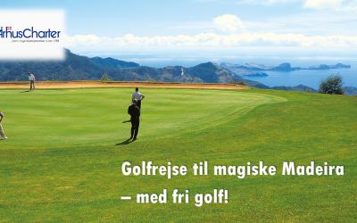 Medlemstilbud på golfrejse
