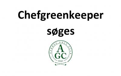 Danmarks 6. ældste golfklub søger ny Chefgreenkeeper