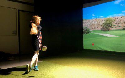 Juniorerne i Golf Arena Aarhus