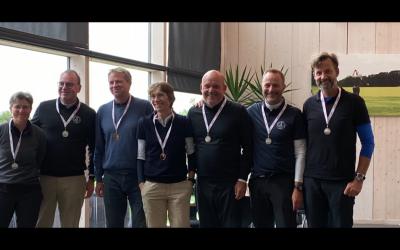 Sølvmedaljer til Aarhus Golf Club