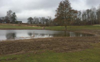 De oprensede søer og vandløb